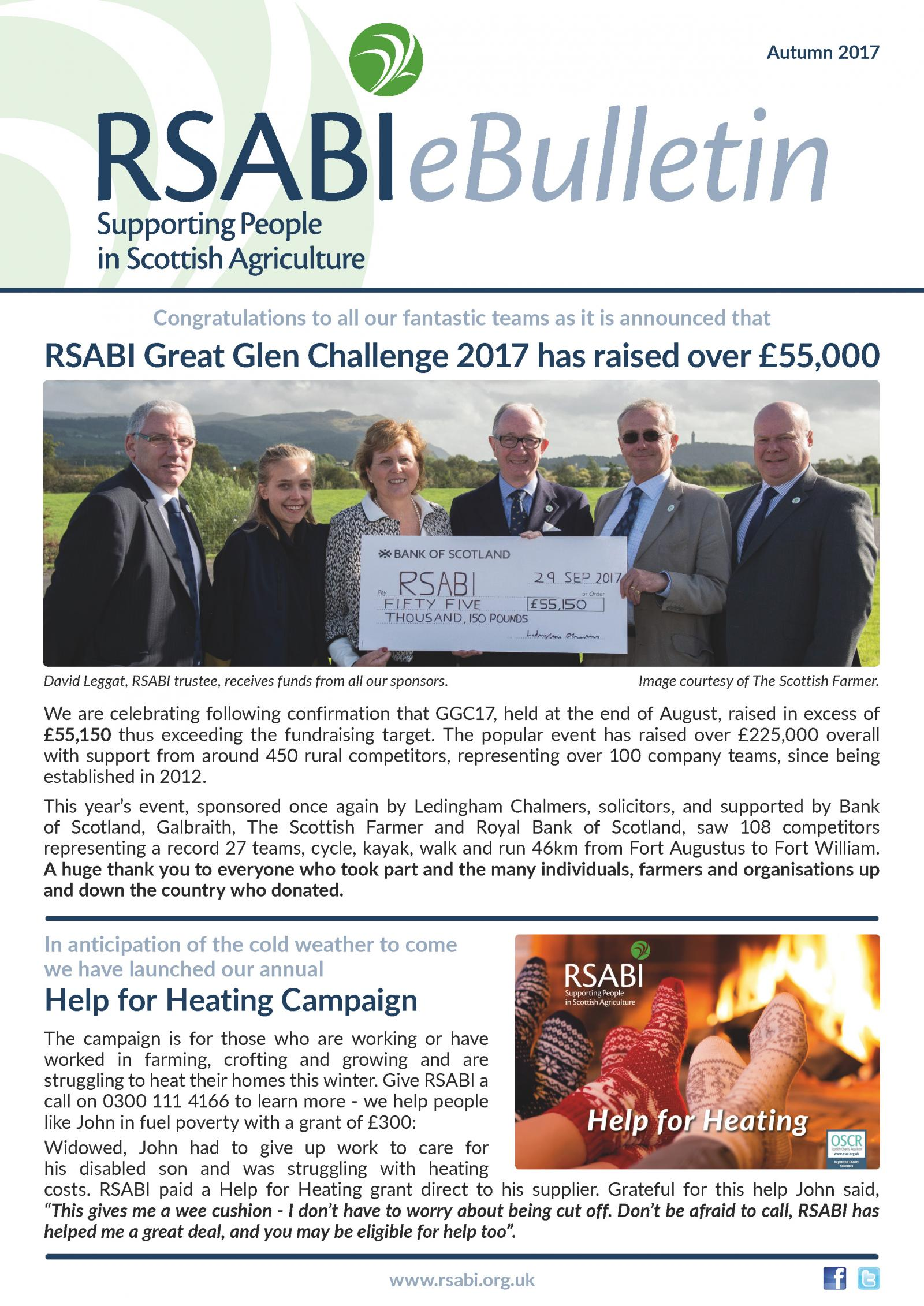 RSABI eBulletin Autumn 17